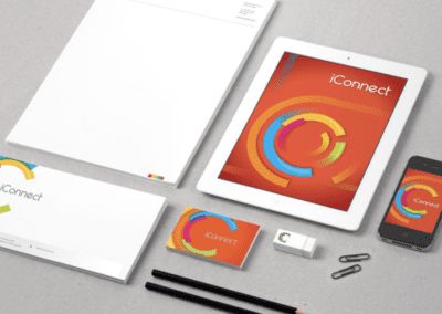 iConnect Branding Material